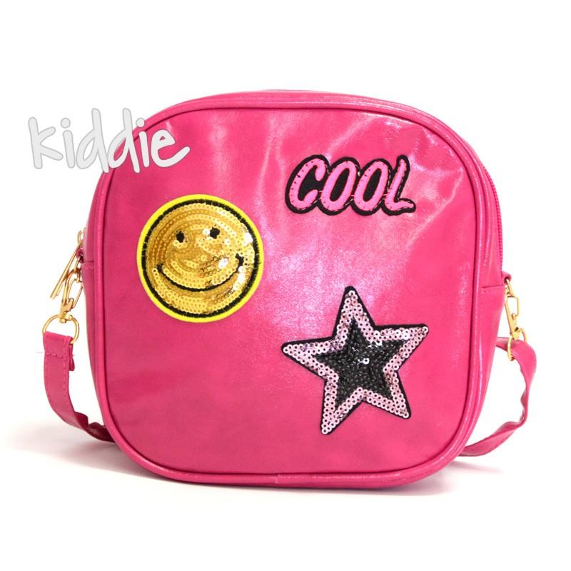 Детска чанта с бродерии